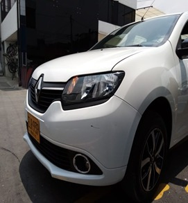 Renault Logan At 1.6 L