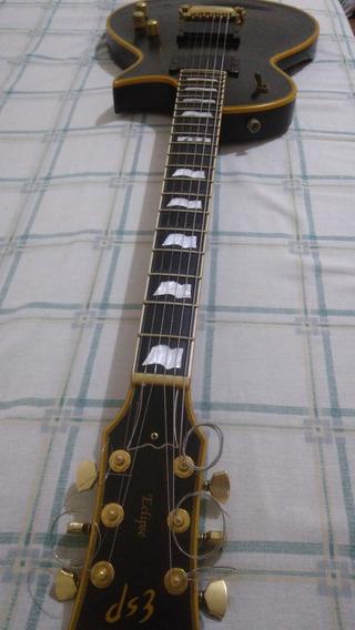 Guitarra Les Paul Esp Eclipse -c/case Original- (gibson,prs)