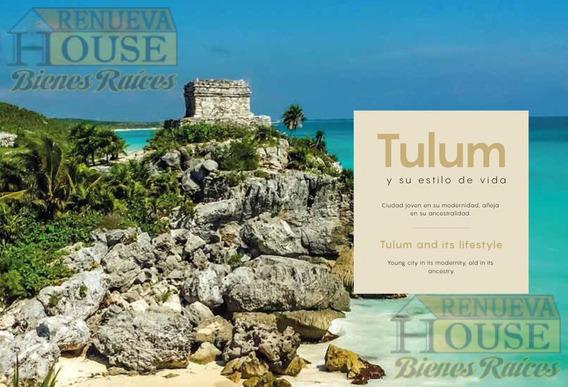 Departamentos - Tulum - Aldea Zama