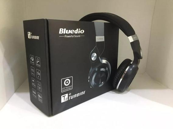 Fone Bluetooth 5.0 V. Nova Bluedio T2+ Turbine+fm R$ 199,00