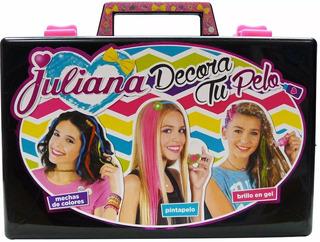 Valija Grande Juliana Decora Tu Pelo Nueva Original Tv