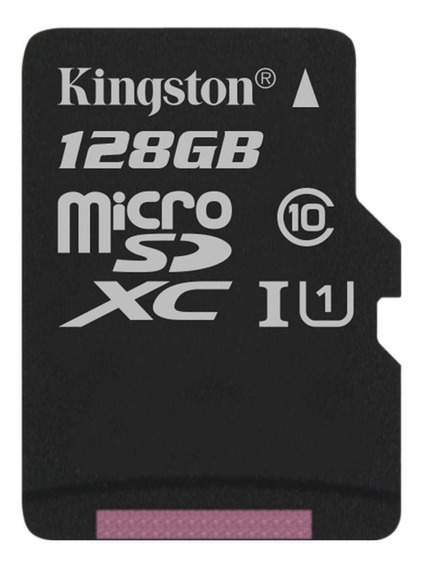 Cartão de memória Kingston SDC10G2 128GB