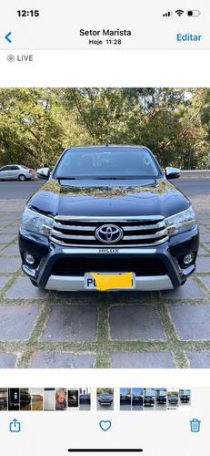 Imagem 1 de 10 de Toyota Hilux Crv Diesel Aut. Cd 2018/2018