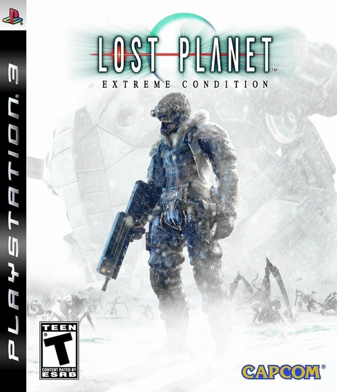 Jogo Lost Planet Extreme Condition Ps3 Física Frete Grátis!