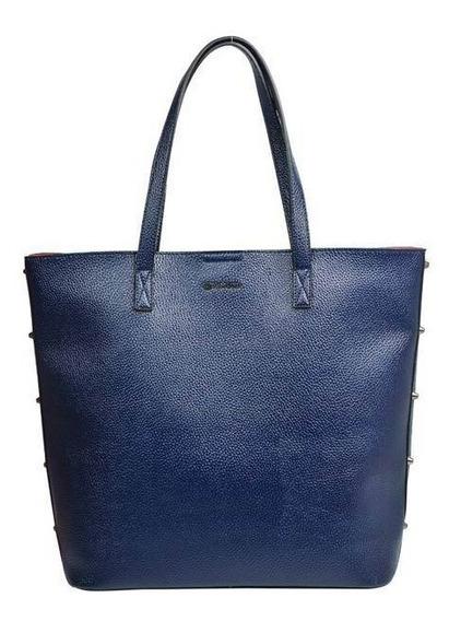 Bolsa Dumond De Mão Grande Shopper C/tachas 484938