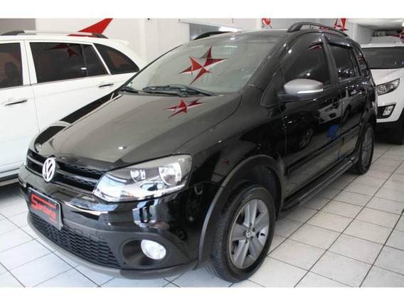 Volkswagen Space Cross 1.6 Mi Total Flex 8v ** Air Bags Dupl