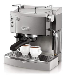 Cafetera Expreso Delonghi Ec702 De Acero Inoxidable