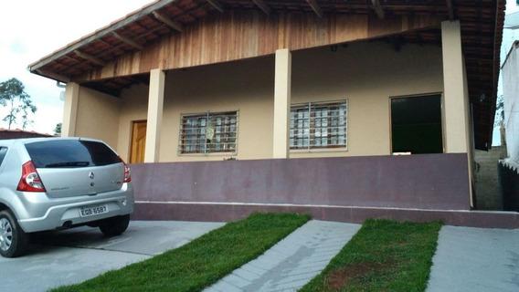 Casa Residencial Em Juquitiba Com 4 Dormitórios