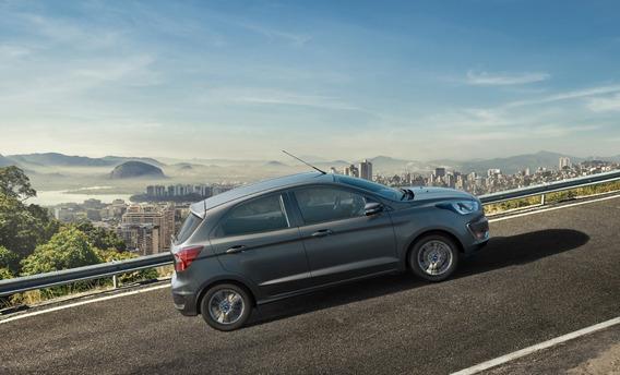 Ford Ka Nafta 1.5l 5 Ptas Sel 2019 (1)