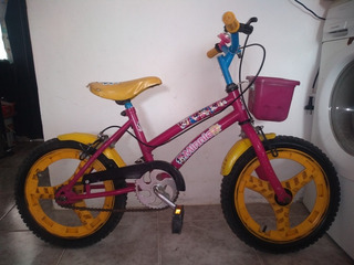 Bicicleta De Disney Minnie