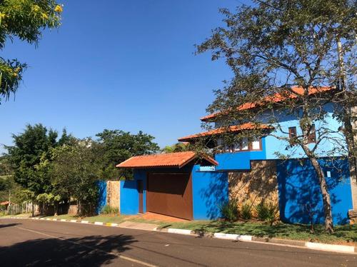 Imagem 1 de 14 de Casa De Campo / Chácara No Residencial Ecopark Tatuí