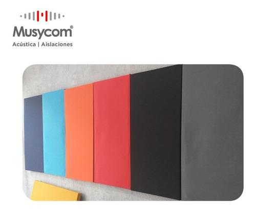 Imagen 1 de 8 de Paneles Acústicos Decorativos Musycom 1x50 Cuotas S/interés