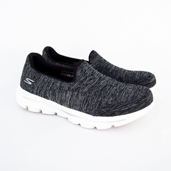 Tênis Skechers 15733 Go Walk Ultra Amazed 100% Original