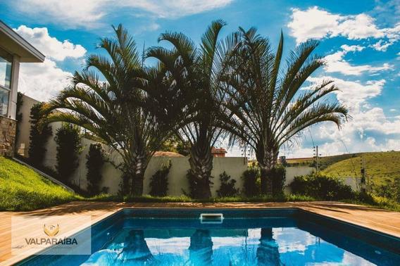 Casa Com 4 Dormitórios À Venda, 320 M² Por R$ 1.400.000 - Urbanova - São José Dos Campos/sp - Ca0111