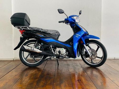 Haojue Nex 115cc Azul 21/22 0km