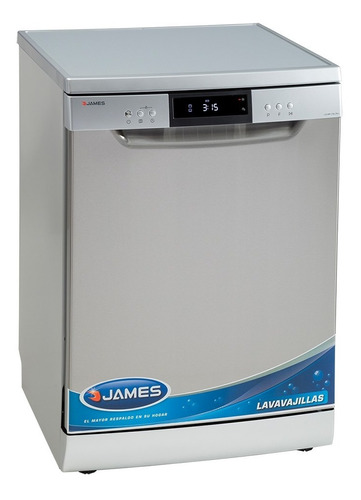 Lavavajillas James Lv 14 M Inox. - Laser Tv