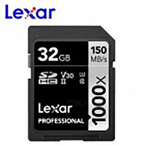 615170 Lexar Professional 1000x Sdhc Sdxc Uhs Sob Encomenda
