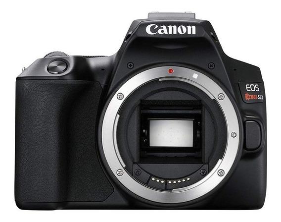 Câmera Canon Eos Sl3 Apenas O Corpo