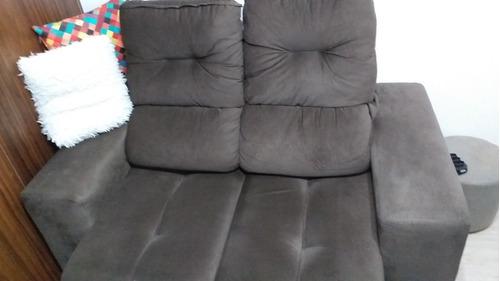 Imagem 1 de 2 de Venda Sofa De 2 Lugares Reclinável