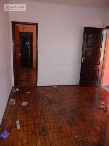 Sobrado Com 3 Dormitórios À Venda, 110 M² Por R$ 390.000,00 - Parque São Domingos - São Paulo/sp - So0017