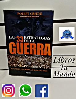 Las 33 Estrategias De Guerra Robert Greene Libro Completo