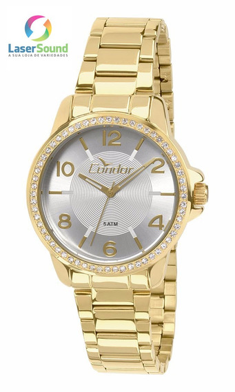 Relógio Condor Feminino Co2035kqi/4b, C/ Garantia E Nf