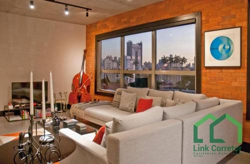 Apartamento À Venda, 70 M² Por R$ 680.000,00 - Cambuí - Campinas/sp - Ap1767
