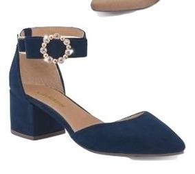 e6637925 Zapatos Casual Textil Niñas Cklass Azul Marino Udt 26501