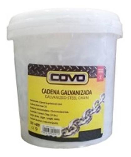 Cadena Galvanizada 3/16 Covo 25kg Somos Tienda Fisica-
