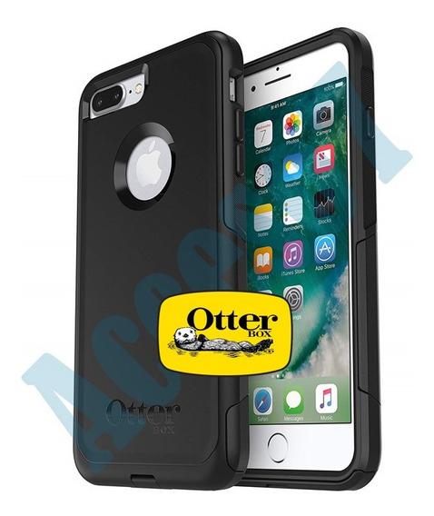Funda iPhone 8 Plus 7 Plus Otterbox Commuter Uso Rudo 8+ 7+
