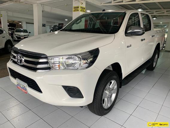 Toyota Hilux 2.7 2020
