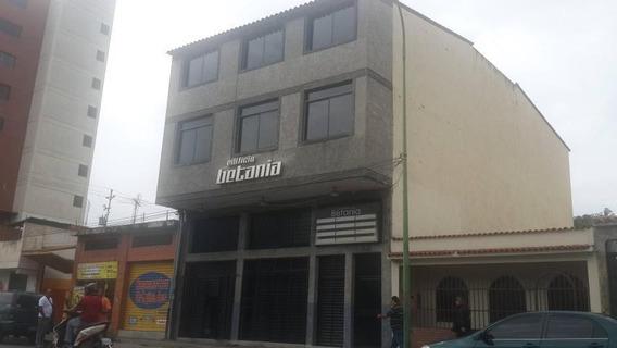 Edificios En Alquiler Centro Barquisimeto 21-4499