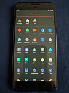 Celular Libre - Google Pixel Xl - 128 Gb - Negro