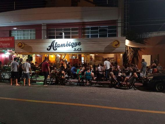 Ponto Comercial Em Jardim Camburi, Um Bar Todo Montado E Com Clientela Certa. - 2000685