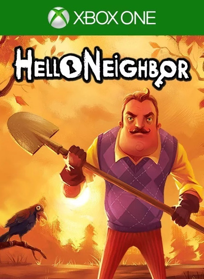 Hello Neighbor Xbox One Digital + Brinde