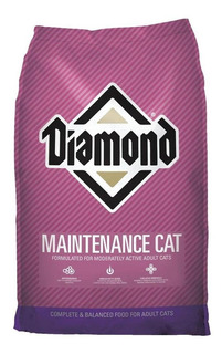 Alimento Diamond Super Premium Maintenance Cat gato adulto 18kg
