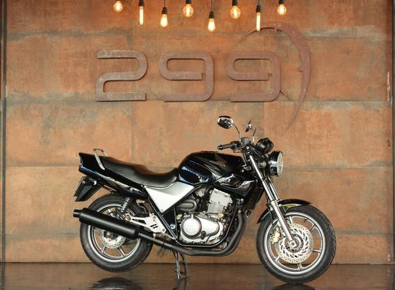 Honda Cb 500 | 2003 Revisada | Impecável Com 36.551kms