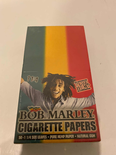 Rolling Papers Smoking Ocb Bob Marley