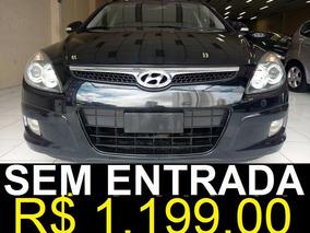 Hyundai I30 Gls 2.0 Único Dono (aut) 2011 Preto