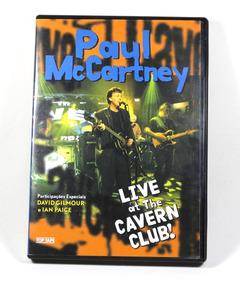 Dvd Paul Maccartney Live At The Cavern Club