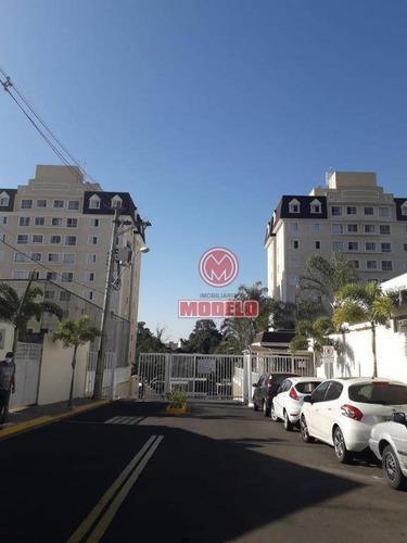 Apartamento À Venda, 70 M² Por R$ 340.000,00 - Dois Córregos - Piracicaba/sp - Ap2969