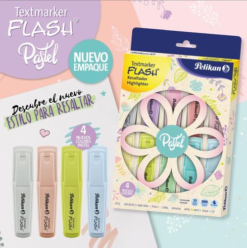 Pack Petalos Flash Pastel X 10