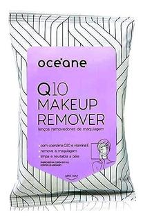 Oceane - Q10 Makeup Remover - Lenços Demaquilantes