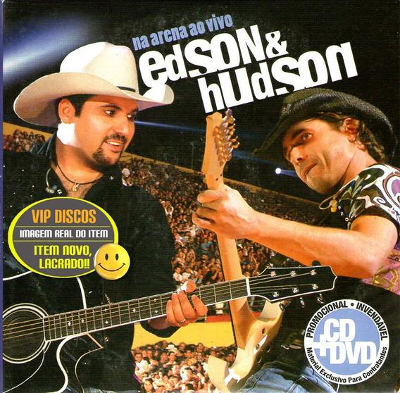 EDSON E DO BAIXAR CORAO GALERA AUDIO HUDSON DVD