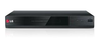 Reproductor LG Dp132 Dvd/cd/mp3/jpeg/multiformato, Usb, Av,