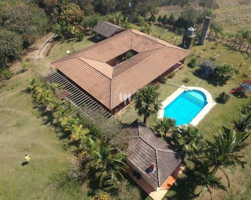Sitio Com 145.000 M² Para Venda Em Área Rural De Jundiaí, Perto Parque Corrupira - St00008 - 32675335