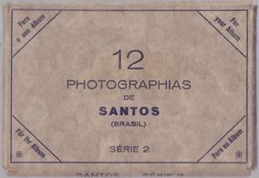Santos - Álbum - 12 Pequenas Fotografias - 23011821