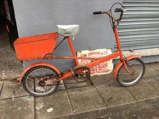 Bicicleta Bergamasco