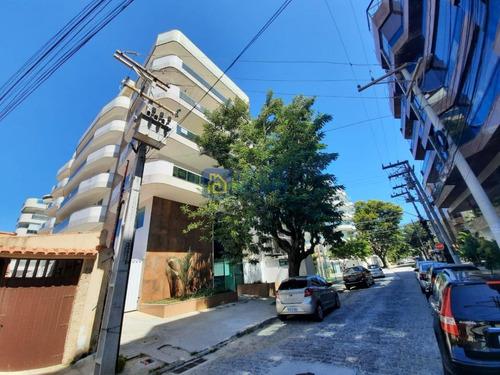 Imagem 1 de 15 de Cobertura Para Venda Em Cabo Frio, Passagem, 3 Dormitórios, 1 Suíte, 2 Banheiros, 2 Vagas - Cb097_1-1310925