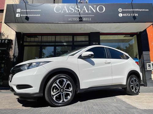 Honda Hr-v 1.8 Lx 2wd Cvt 2016 Blanco Cassano Automobili